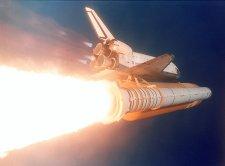 Lanzadera espacial