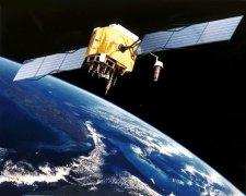 Imagen de un satélite