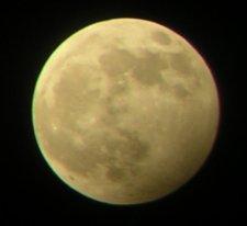 Eclipse penumbral de Luna, 15 de marzo de 2006