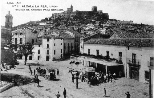 Alcalá la Real sin automóviles