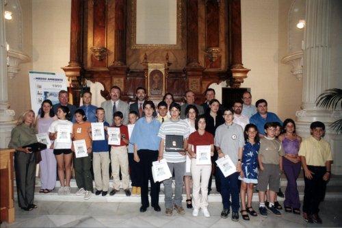 Entrega I premio de Medio Ambiente Diputación de Jaén
